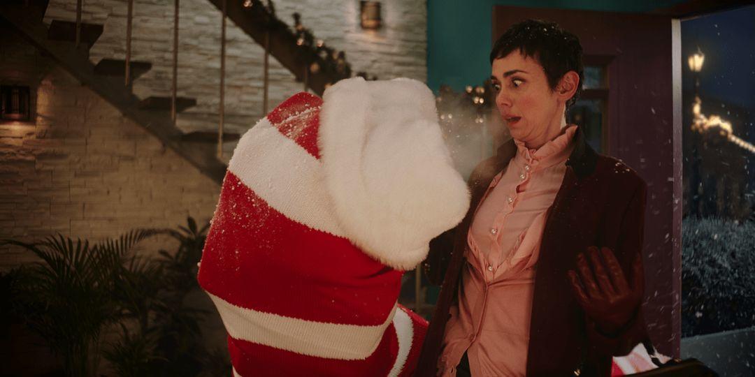 圣诞广告 | TK Maxx 将诡异圣诞广告进行到底!