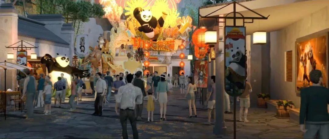 官宣!北京环球度假区7大主题景区公布啦!最新视频和效果图抢先看